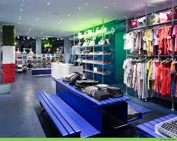 Apparel Stores